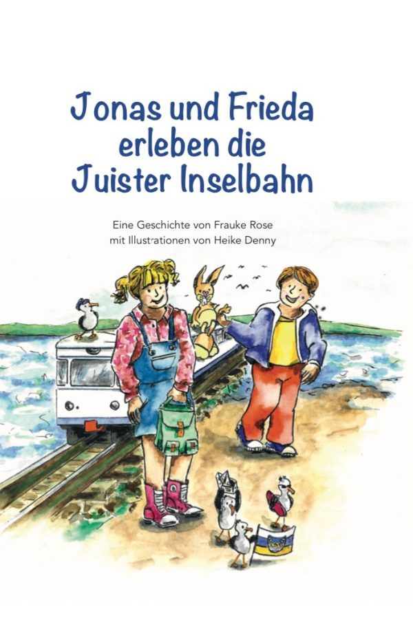 Kinderbuch Juist